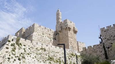 ユダヤ教の聖地エルサレム