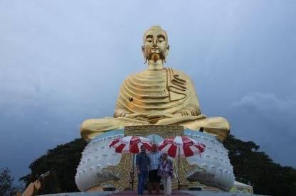 ゴールデンブッダ タイ