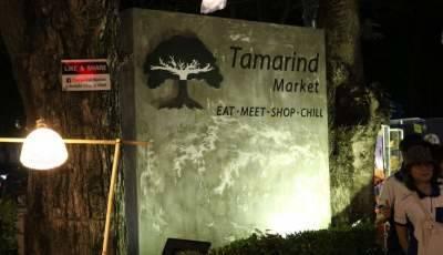 タマリンドマーケット2019年3月