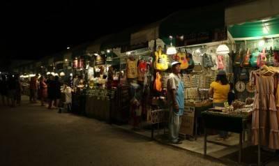 タマリンドマーケット・ホアヒン、タイ
