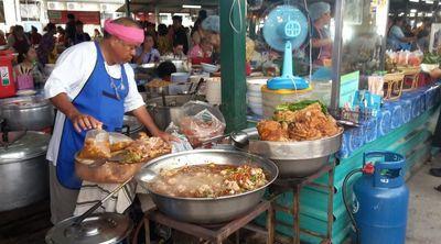 パエマイマーケット・ホアヒン・タイ