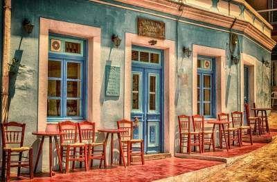 ウクライナの物価・カフェの写真