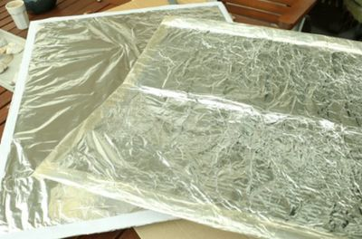 DIYレフ板の作り方