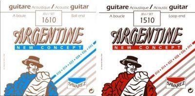 ジプシージャズの弦、サバレス アルゼンチーヌ ボールエンドとループエンド