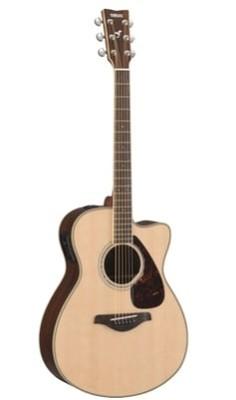 ヤマハのギターFSX730SC
