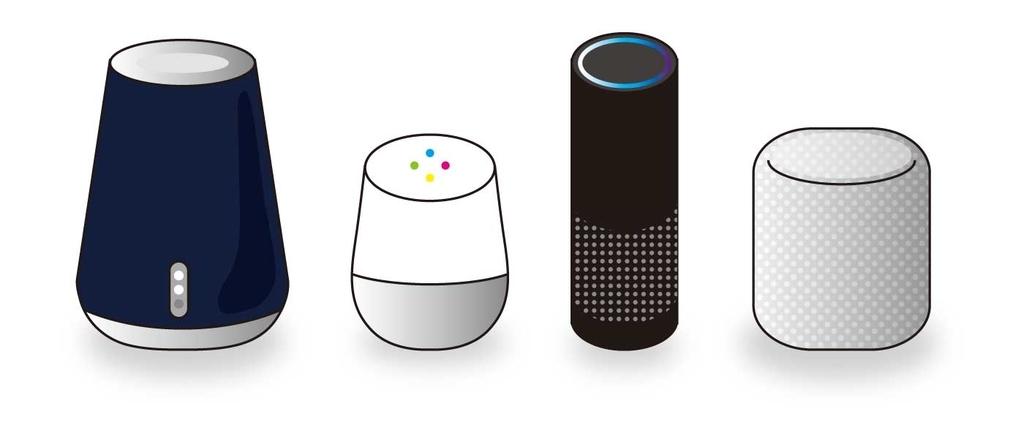 スマートスピーカ 子ども 人工知能 AI