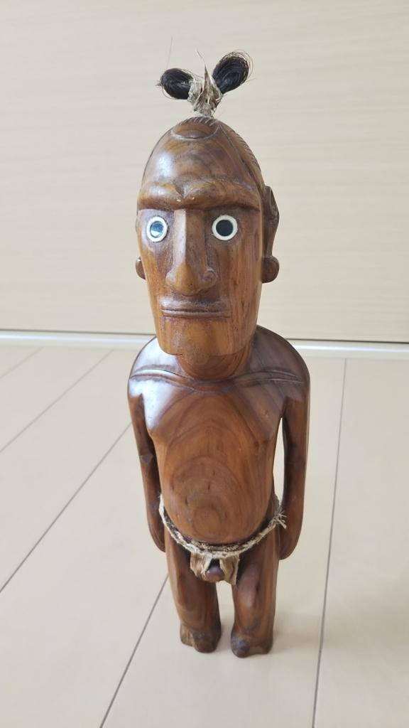 イースター島 モアイ タンガタ moai tangata