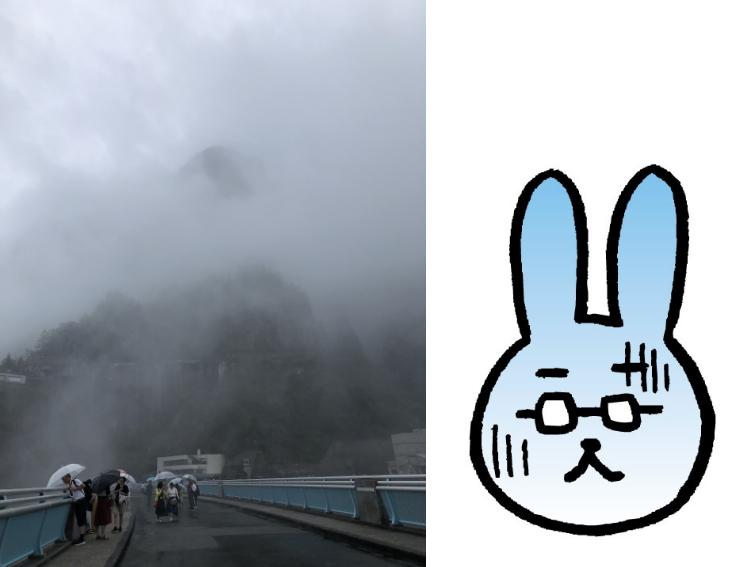 立山 黒部 アルペンルート 夏 雨 持ち物 服装 観光