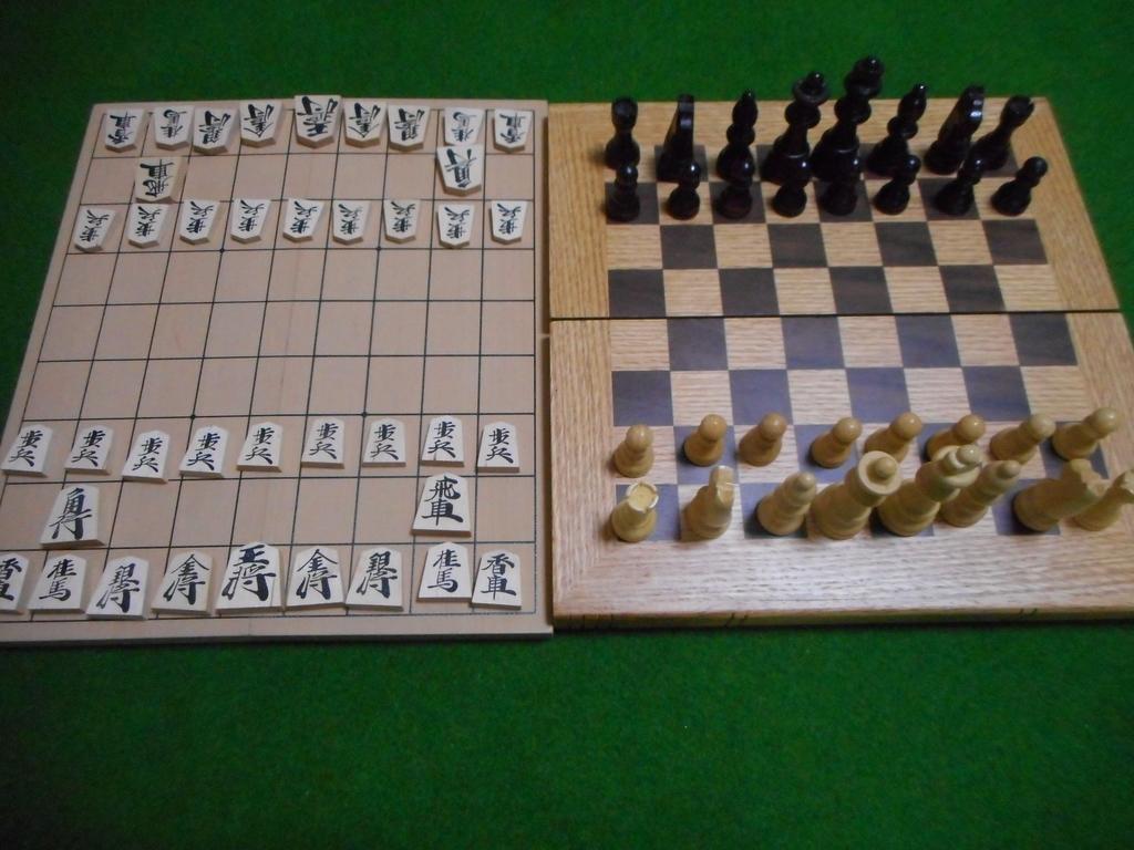 並べ方 チェス