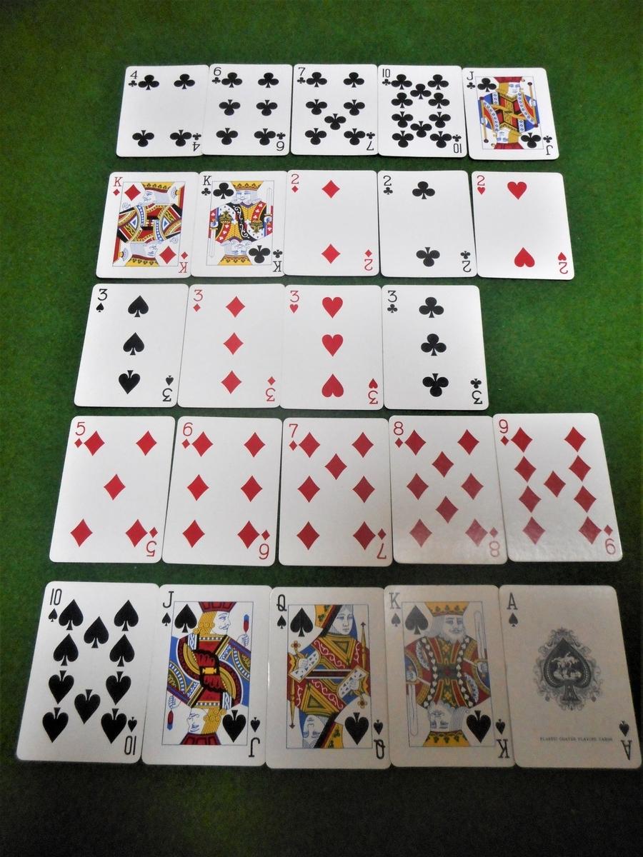 ポーカー やり方 インディアン