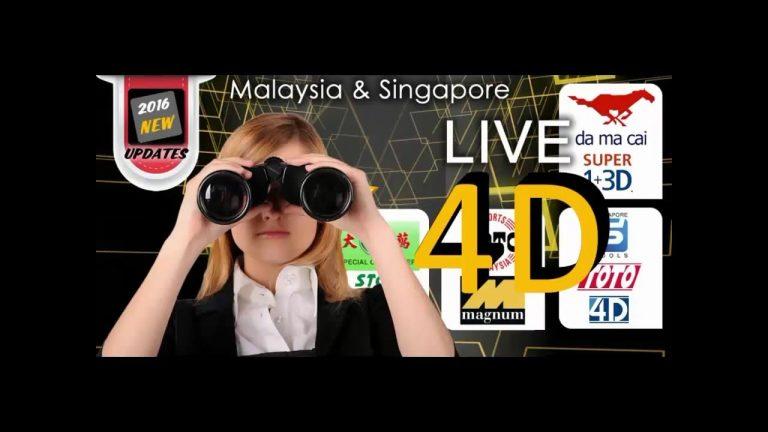 Keputusan toto 4d malaysia hari ini