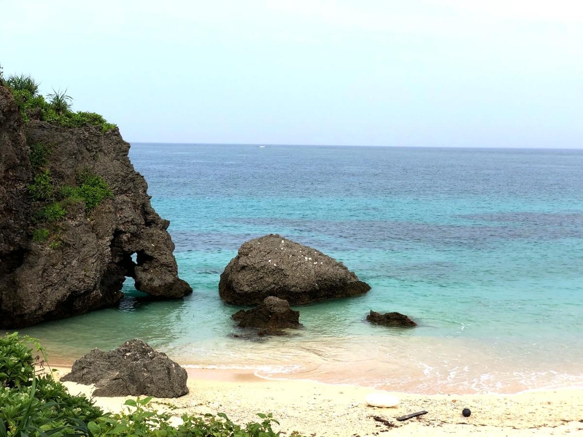 宮古島の海のイメージ