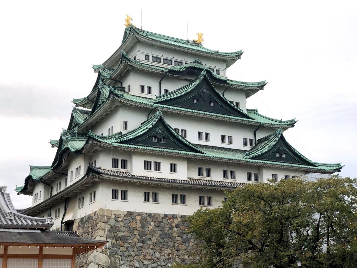 名古屋城イメージ