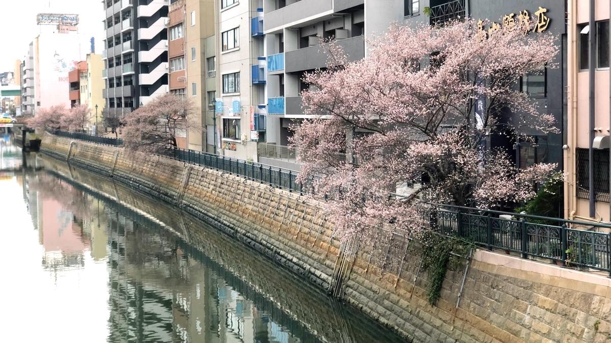 運河沿いの再開発イメージ