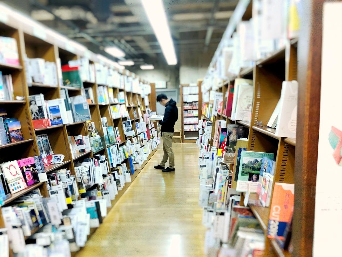 書店の風景イメージ