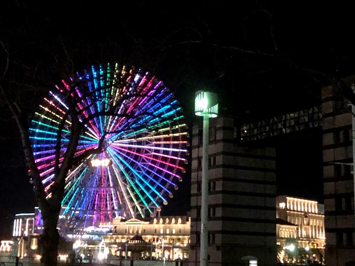 横浜の夜景 image
