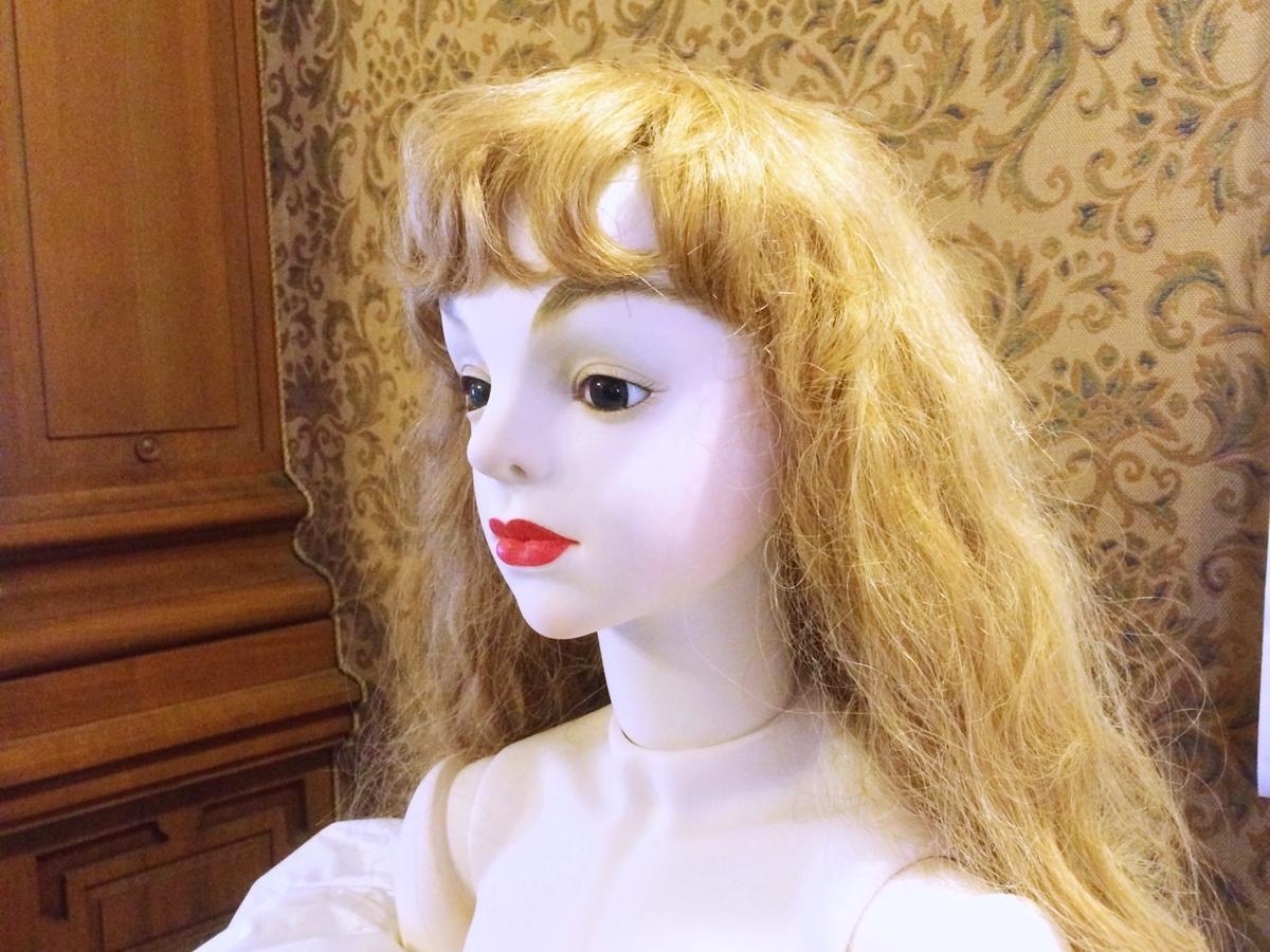 メリーさんに似た人形 image