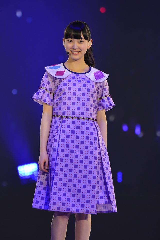デビュー2周年記念ライブの堀未央奈