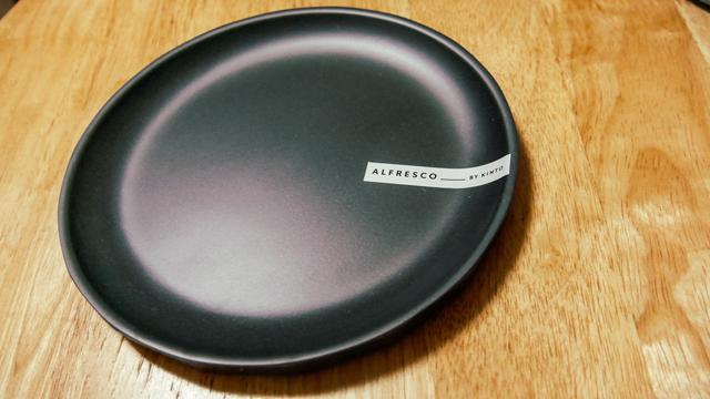 ALFRESCOの平皿