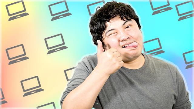 映像クリエイターにオススメの求人サイトを教える男性