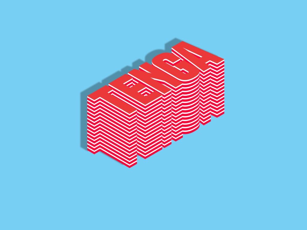 PhotoshopのレイヤースタイルでTENGAを作ってみた
