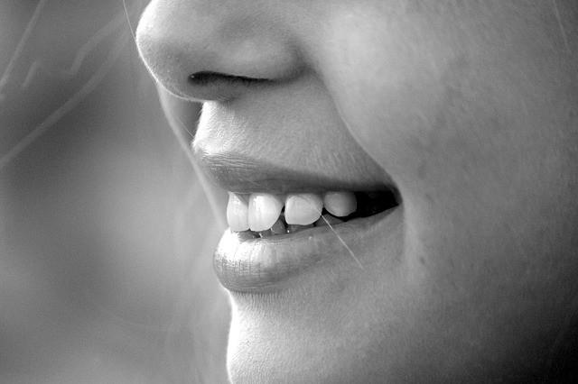 虫歯なく歯並びの良いは美しいですね