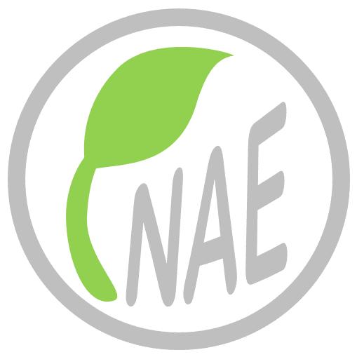 NAEのプロフィールロゴ