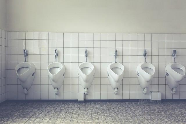 公衆便所 トイレ タチション 男子