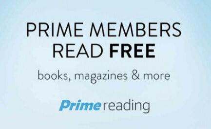 Amazon Prime Readingのロゴ