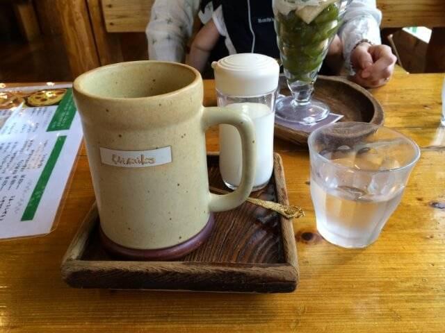 珈琲屋OBのコーヒー