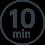 10分ブログのロゴ