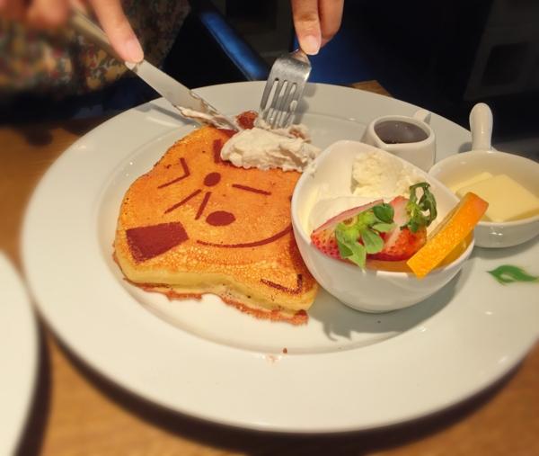 ラスカルパンケーキ