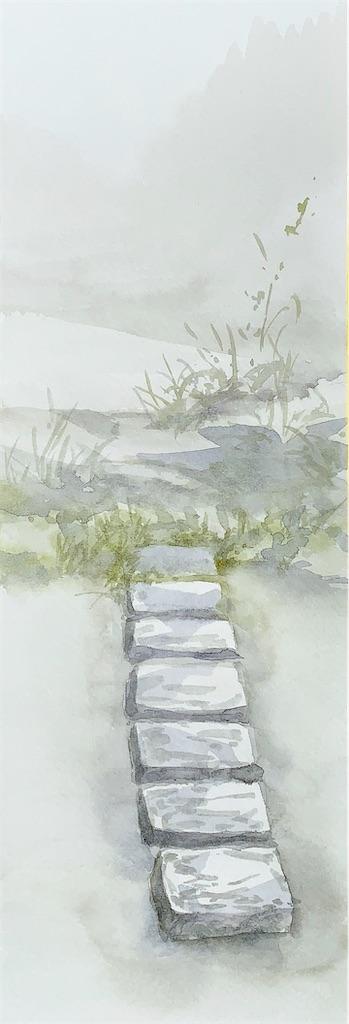 水彩画 風景画 スケッチ 大阪 枚方 山田池公園