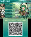 世界樹5、体験版~切り替え時のギルドカード