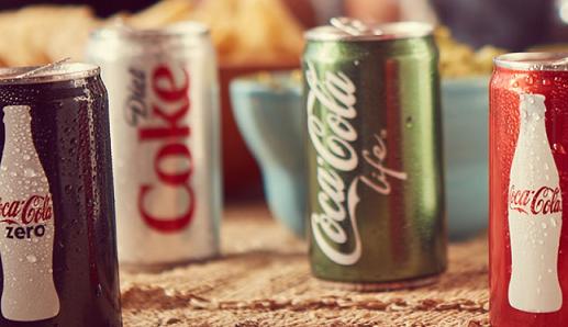 コカコーラの紹介