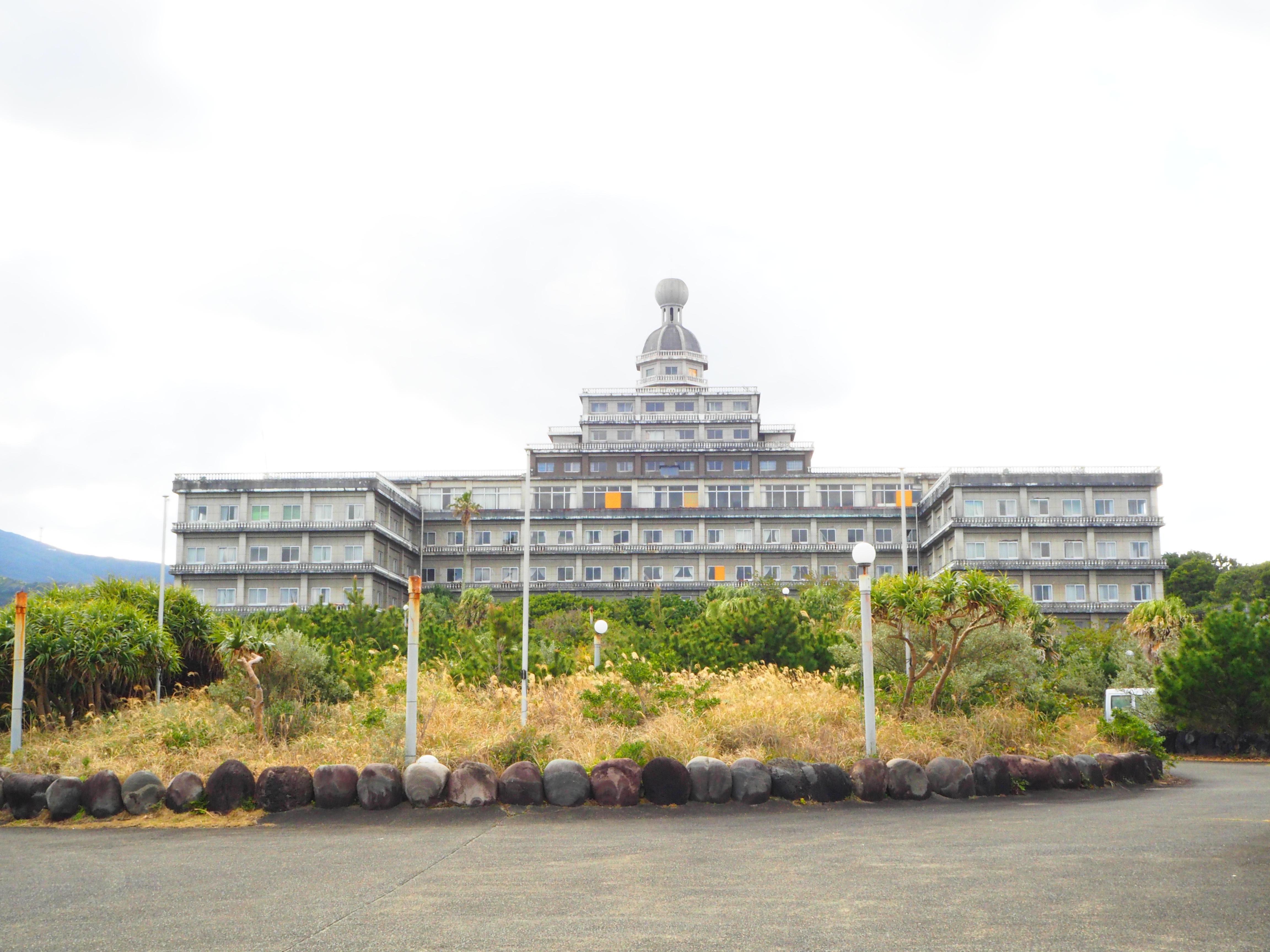 八丈島 オリエンタルリゾート 廃墟 心霊