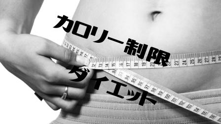 カロリー制限 ダイエット