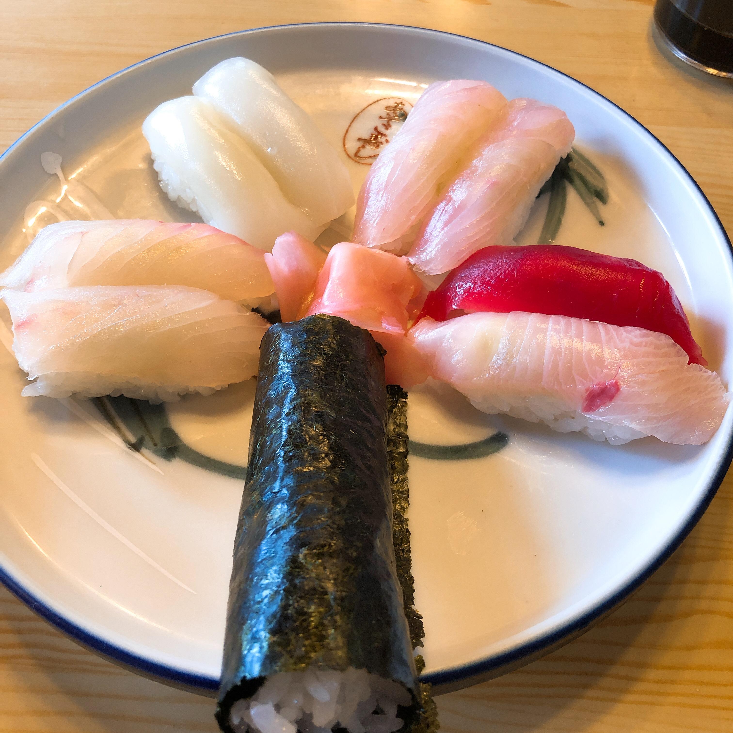 八丈島 あそこ寿司