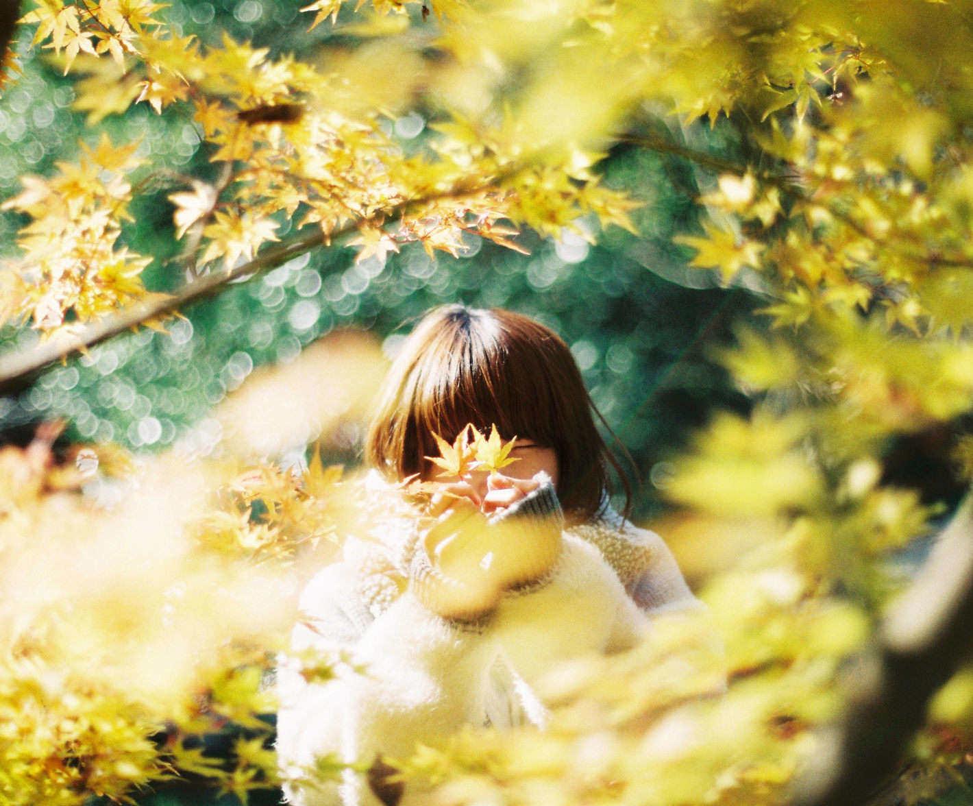 写真家・岩倉しおりさんインタビュー「自分の手が届く場所にある、美しい瞬間を残していきたい」
