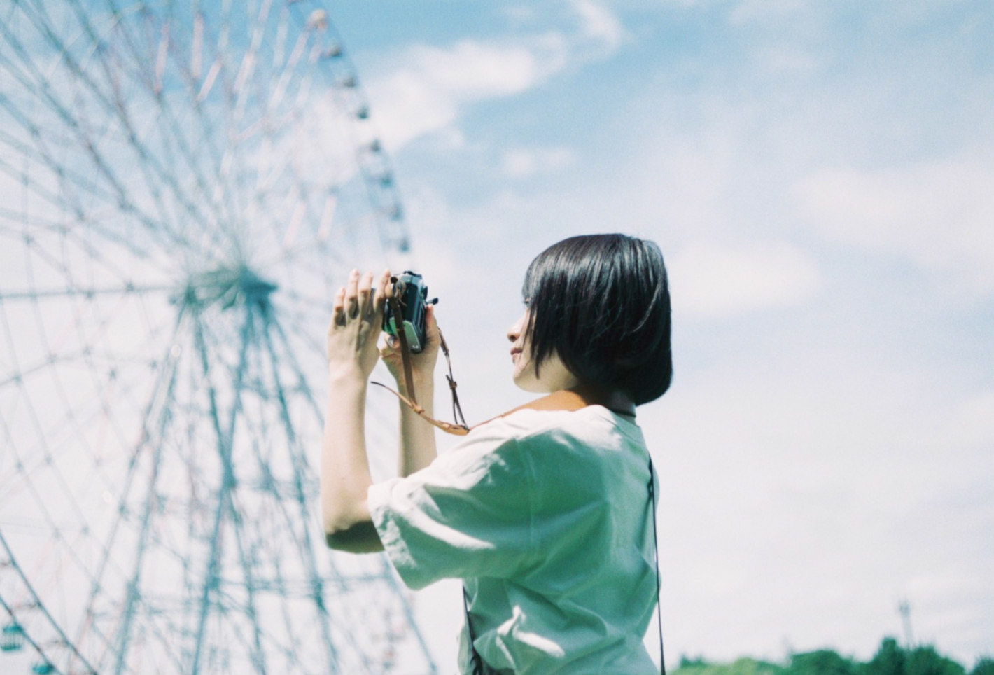 FE2、Nikkor S Auto 5cm F2 / photo by nano
