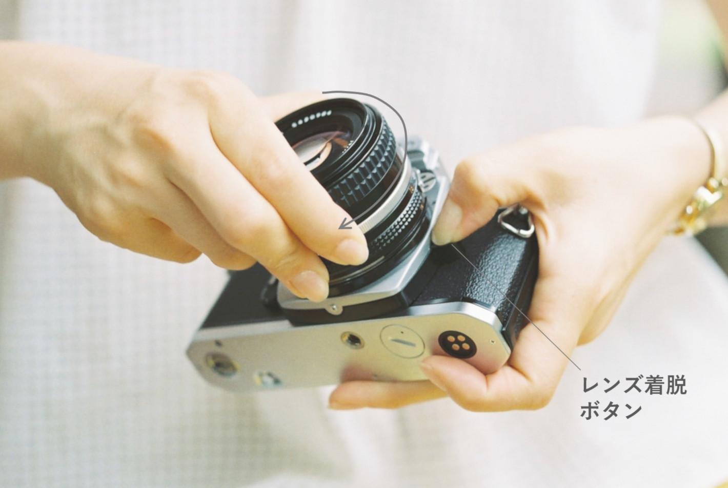 はじめてでも意外と簡単!?フィルムカメラの基本の使い方