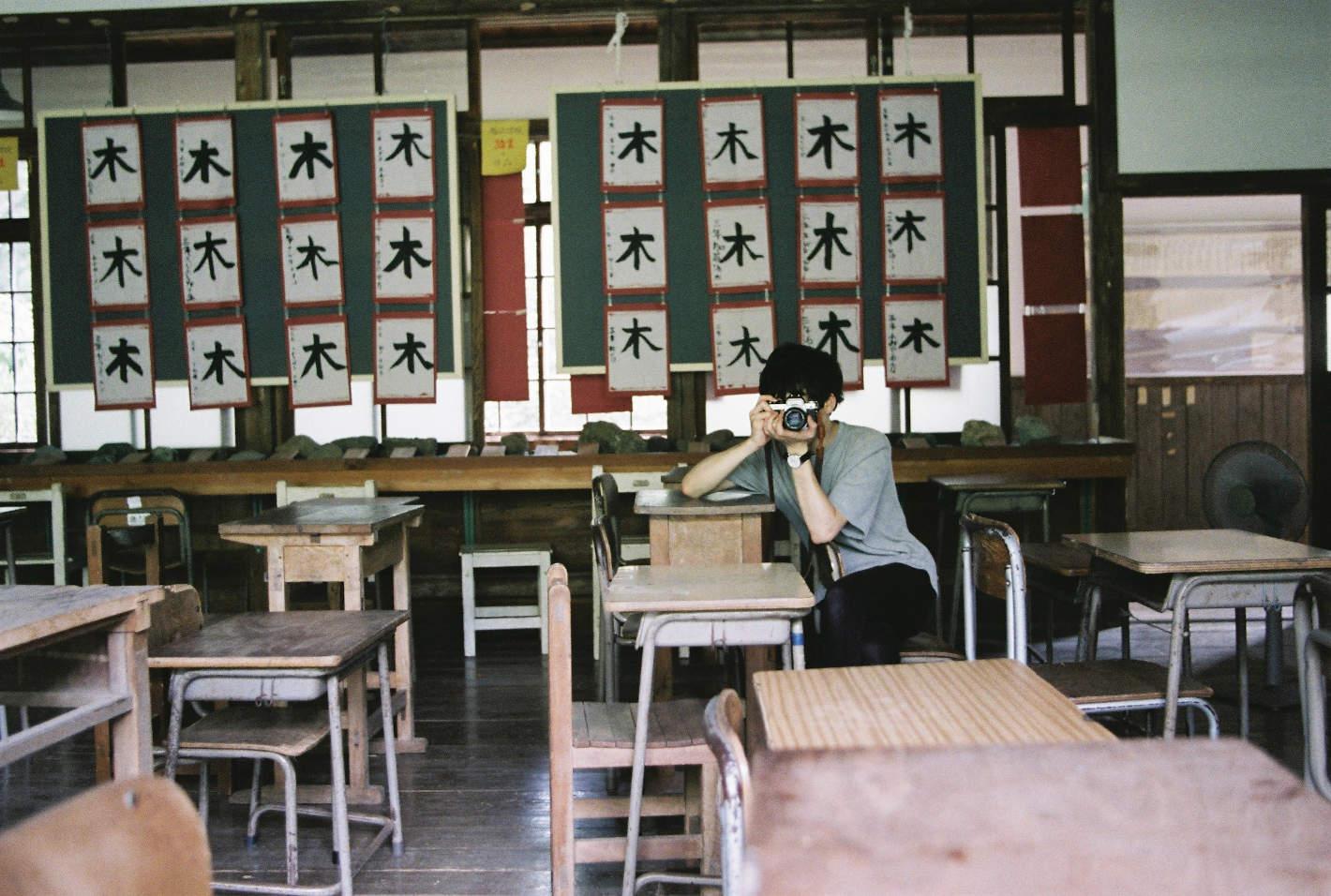 森を抜けるとそこは、子供の頃に見たいつかの世界―「旧福沢小学校」