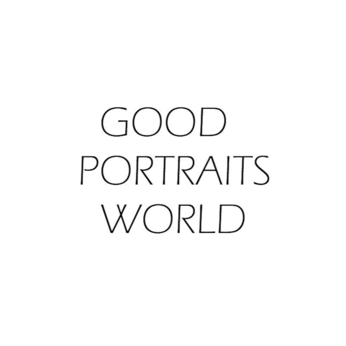Good Portraits World