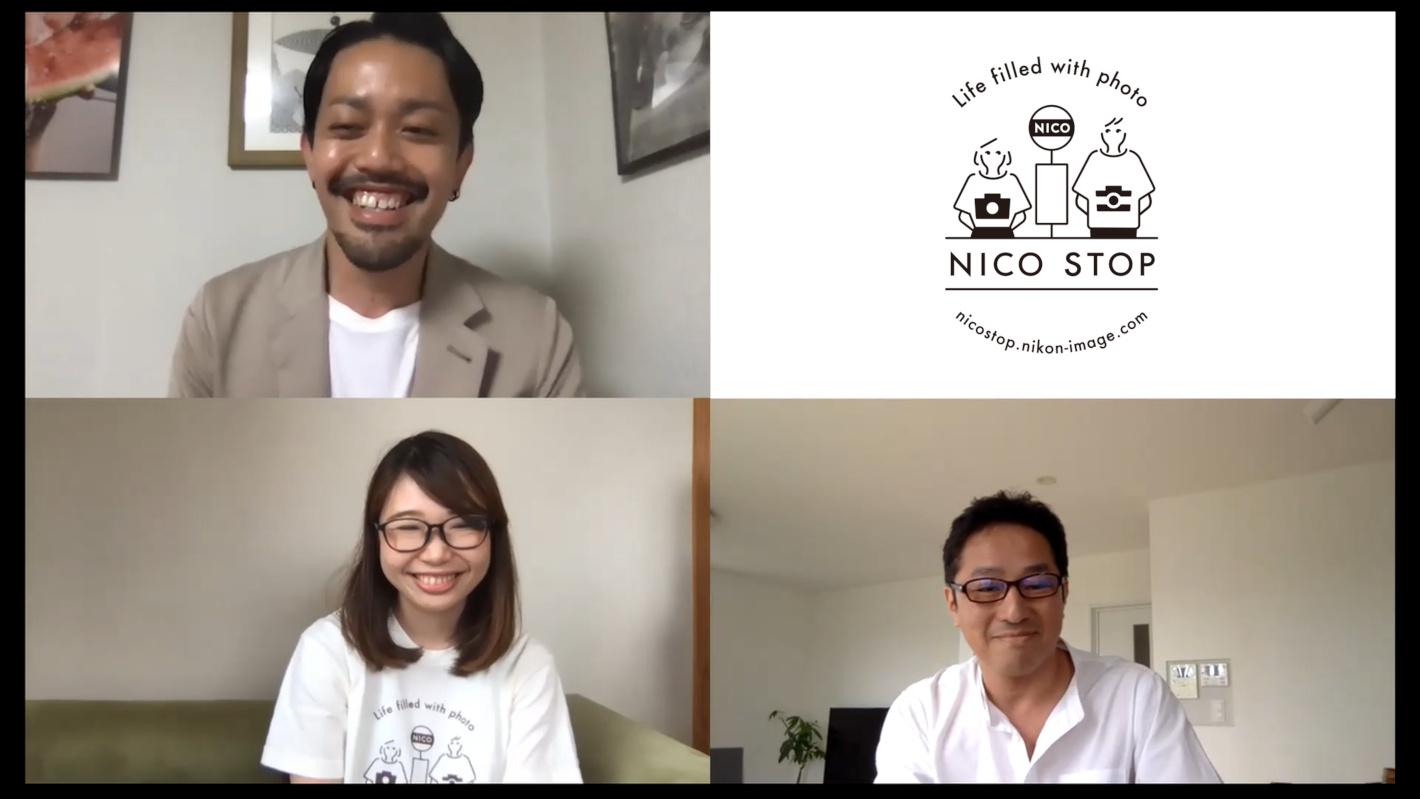 旅写真の魅力 – 心躍る瞬間や撮影スタイルの紹介【NICO STOPオンラインフェス2020】