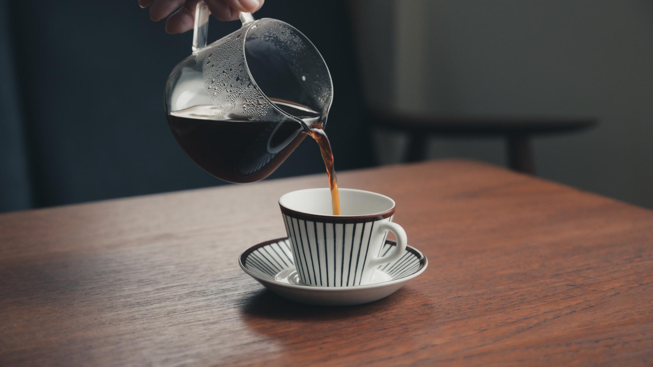 見ているだけでコーヒーが飲みたくなる&淹れたくなる写真の撮影テクニック