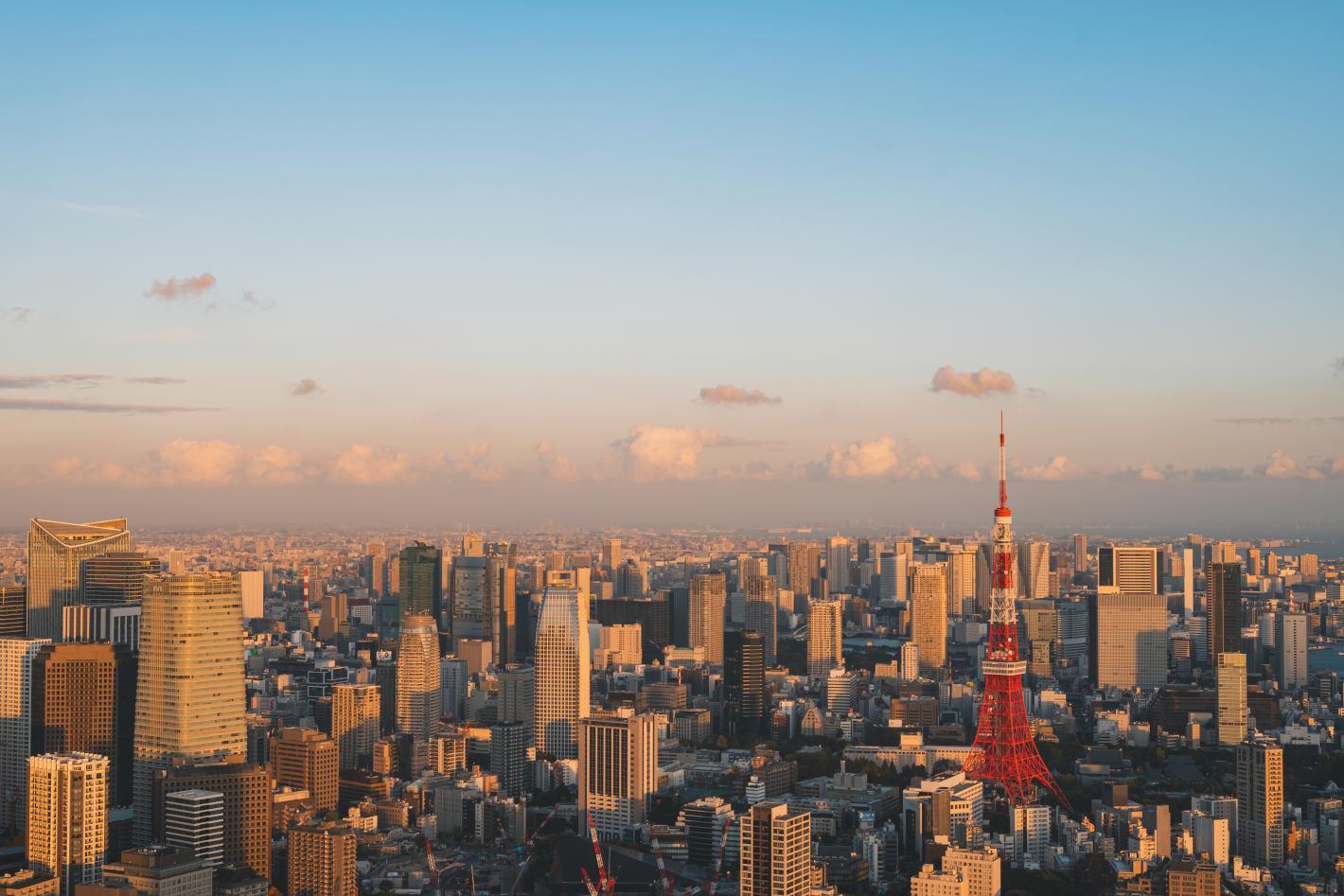 Z 50、NIKKOR Z DX 16-50mm f/3.5-6.3 VR/撮影地:六本木ヒルズ展望台 東京シティビュー 屋上スカイデッキ