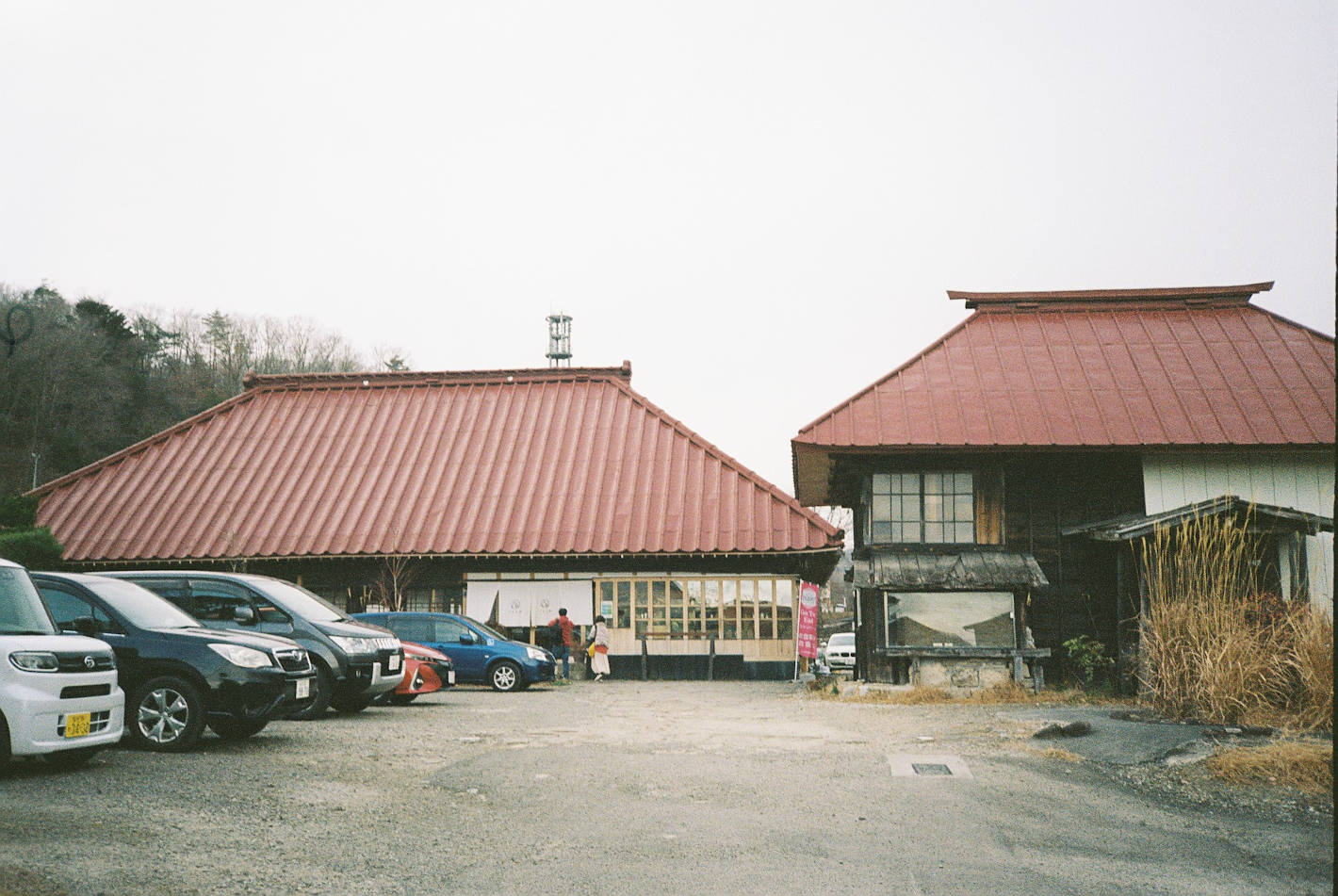 L35AD、Kodak PORTRA 400/撮影地:アキウ舎