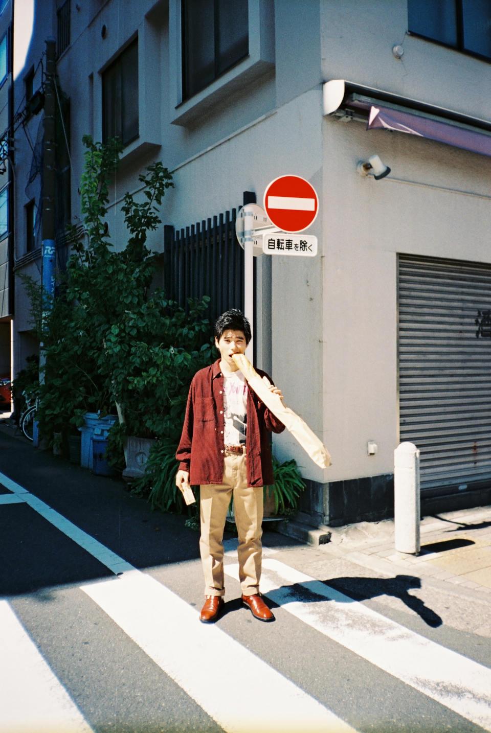 『メトロミニッツ』2018年11月号より(モデル:村上虹郎)