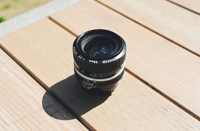 AI Nikkor 28mm f/2.8