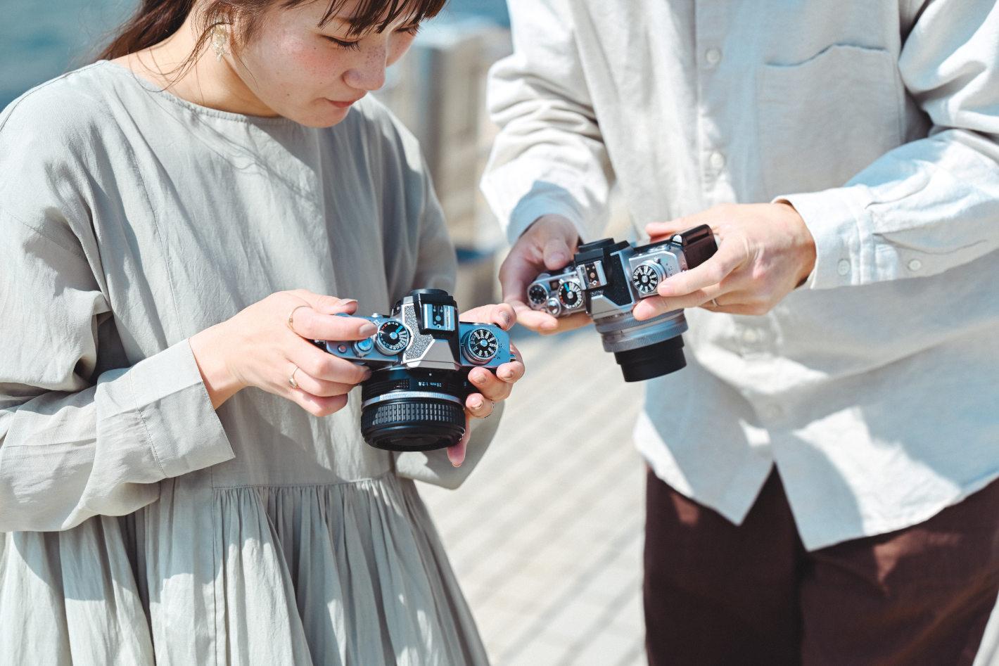 新ミラーレス「Z fc」。フィルムカメラで撮っているような感覚にドキドキした